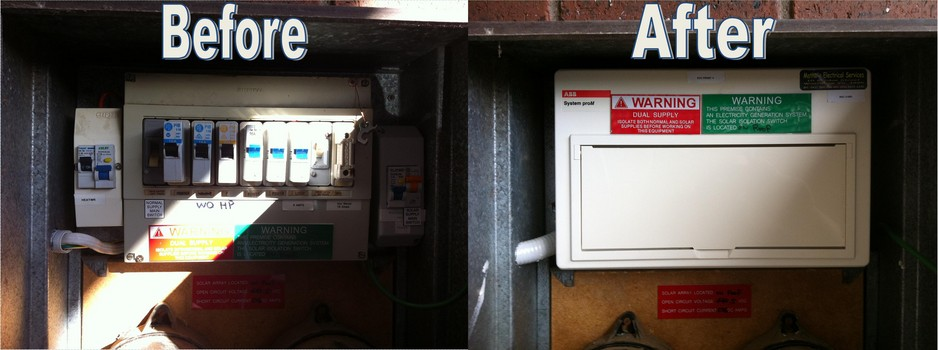 Electrical Switchboard Upgrade, Electrical Switchboard Upgrade ...